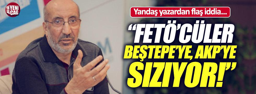 """Dilipak, """"FETÖ'cüler Beştepe'ye AKP'ye sızıyor"""""""