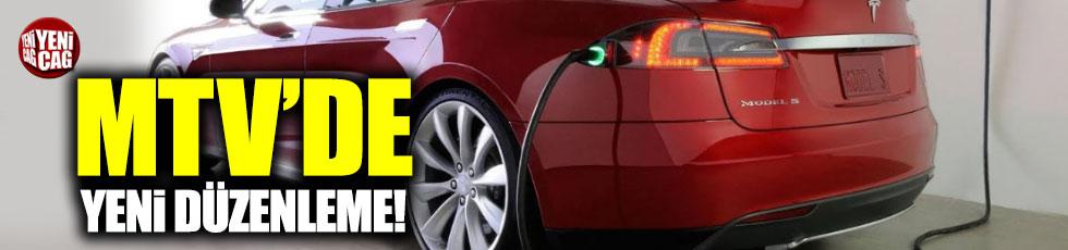Elektrikli otomobillere MTV düzenlemesi