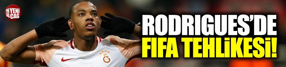 Rodrigues'de FIFA tehlikesi
