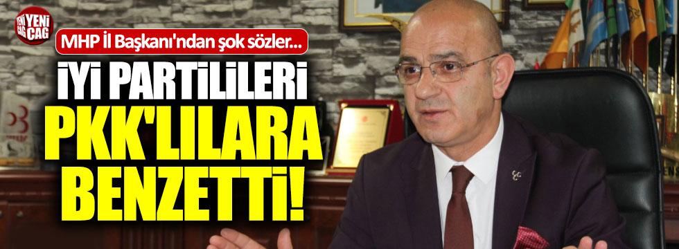 MHP Kocaeli İl Başkanı'ndan, İYİ Partililere şok sözler!