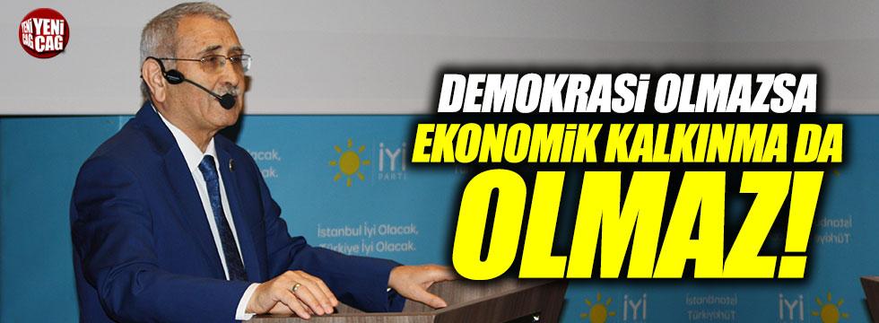 İYİ Parti'den ekonomi değerlendirmesi