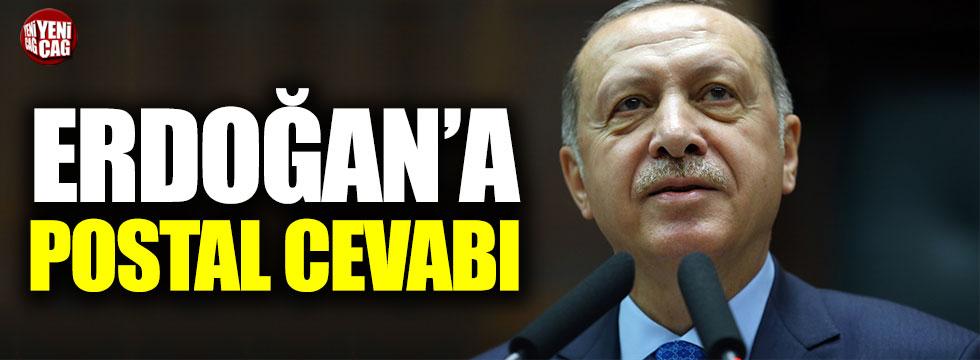 CHP'den Erdoğan'a 'postal' cevabı