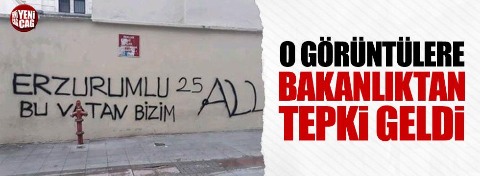 İçişleri Bakanlığından Kadıköy'deki kilise saldırısıyla ilgili açıklama