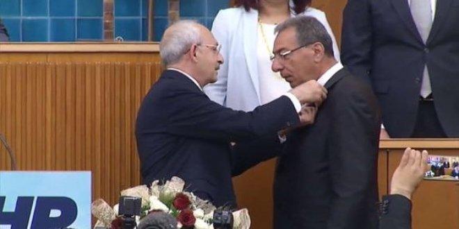 Eski Ülkü Ocakları Başkanı CHP'ye katıldı