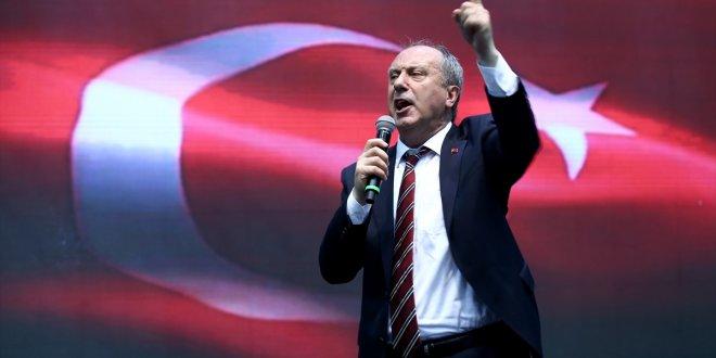 İYİ Parti'den Muharrem İnce için ilk yorum