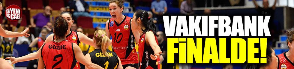 VakıfBank Kadın Voleybol Takımı, finalde