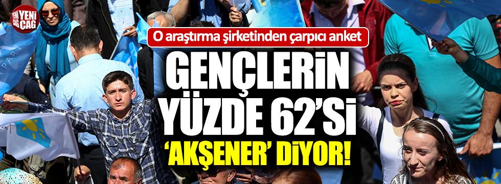 """Gezici: """"Gençlerin yüzde 62'si 'Akşener' diyor"""""""