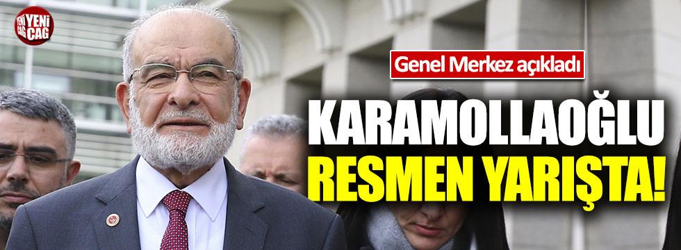 Karamaollaoğlu 100 bin imzayı tamamladı