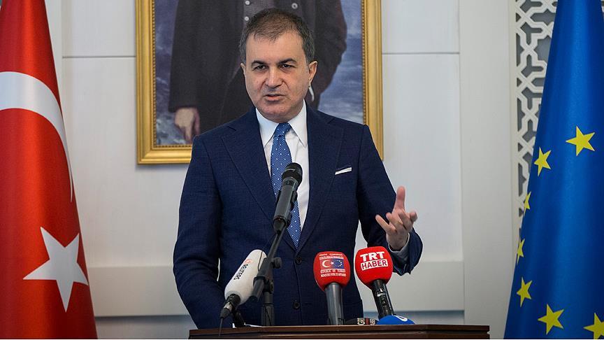 AB Bakanı Çelik'ten 300 Fransız siyasetçi ve yazara sert tepki