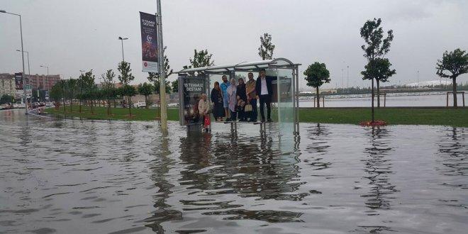 İstanbul için 'ani sel' uyarısı