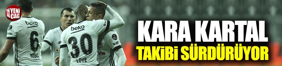 Beşiktaş 2-0 Kayserispor / Maç özeti