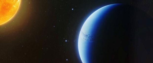 Öte gezegenin atmosferinde bulut yok
