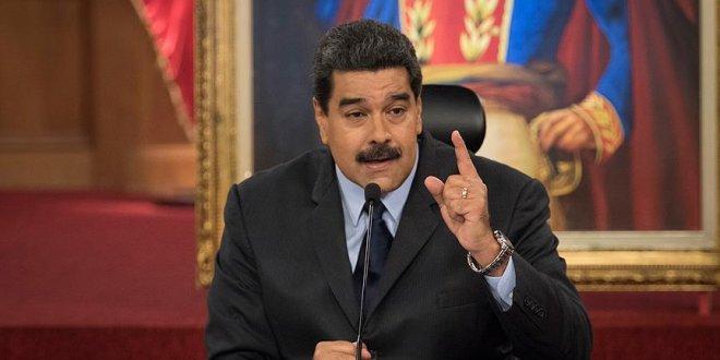 ABD'den Maduro'ya çağrı