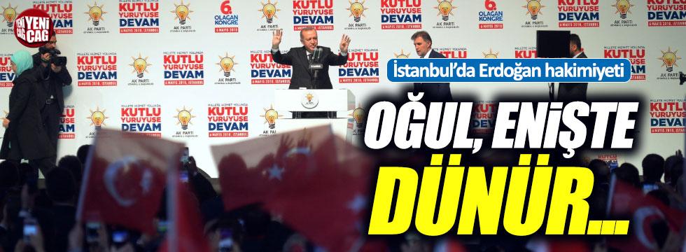AKP'nin delege listesinde Erdoğan'ın kaç akrabası var?