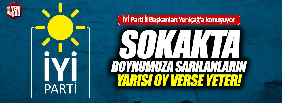 İYİ Parti İl Başkanları Yeniçağ'a konuşuyor: Konya, Eskişehir, Kayseri…