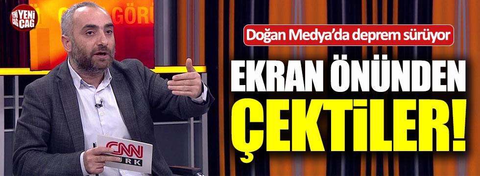 İsmail Saymaz'ı CNN Türk ekranından çektiler