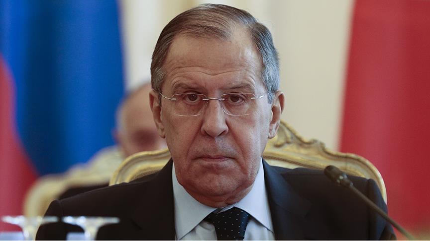Lavrov'dan ABD'ye Kudüs tepkisi