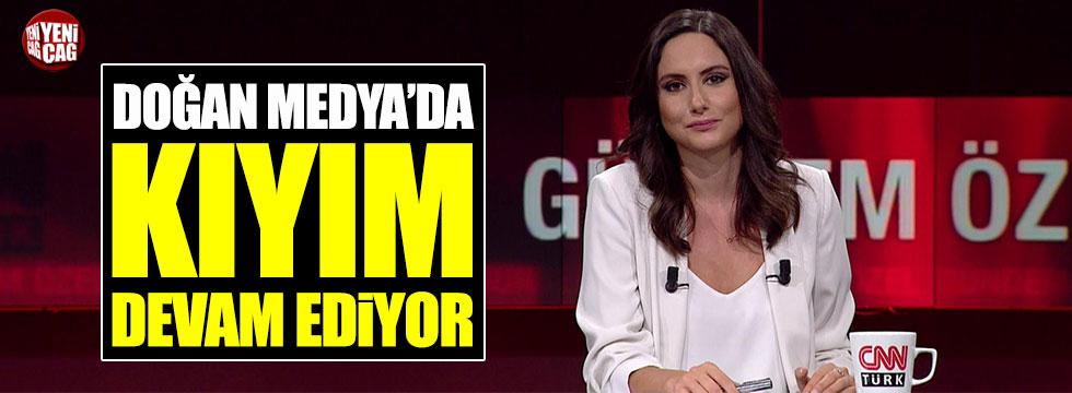 CNN Türk Ana Haber Spikeri Duygu Demirdağ'ın görevine son verildi