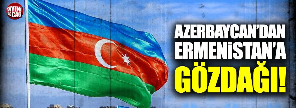 Azerbaycan'dan Ermenistan'a gözdağı!
