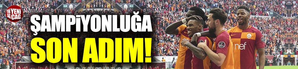 Galatasaray 2-0 Malatyaspor / Maç özeti