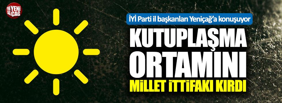 İYİ Parti İl Başkanları Yeniçağ'a konuşuyor: Erzurum, Ardahan ve Kars