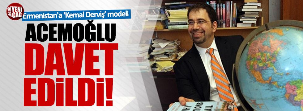 "Ermenistan'a ""Kemal Derviş"" modeli"