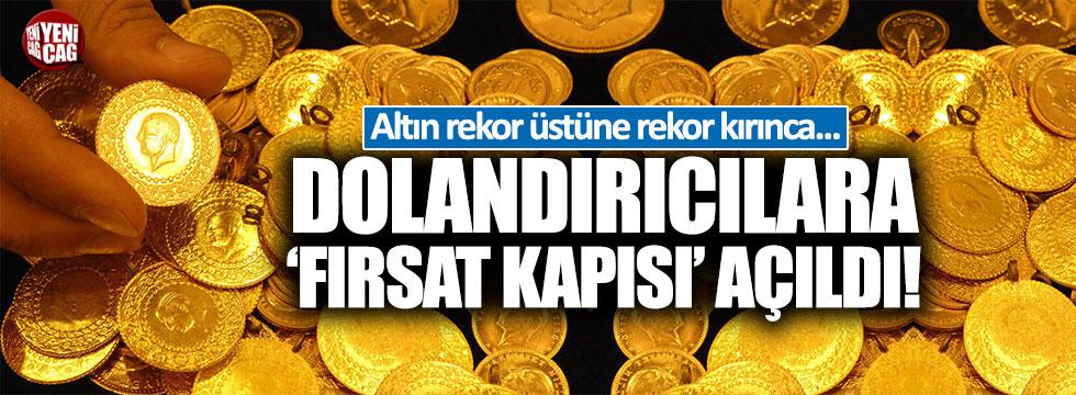 60 liraya sahte Cumhuriyet altını satıyorlar