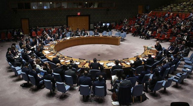 BM Güvenlik Konseyi toplantıya çağrıldı