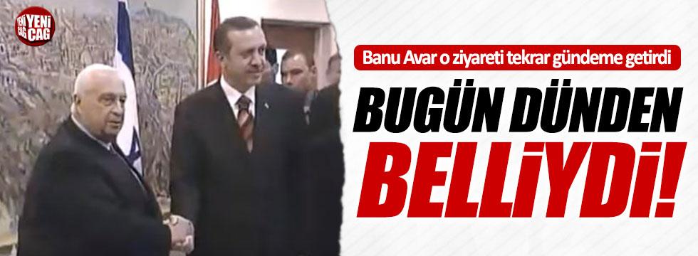 """Avar'dan Kudüs tepkisi: """"Bugün dünden belliydi"""""""