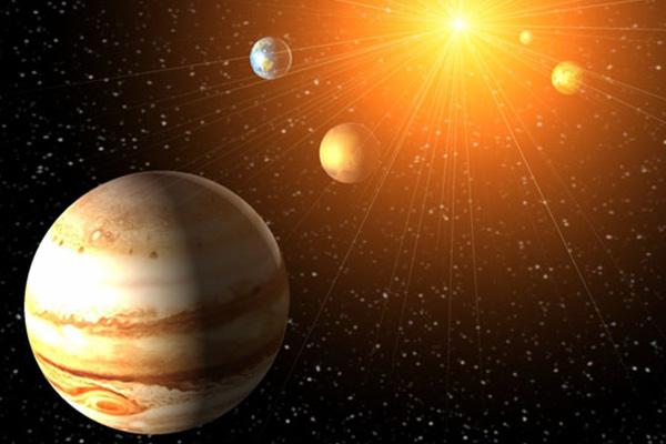 Jüpiter'in uydusu Europa'da yaşam ihtimali