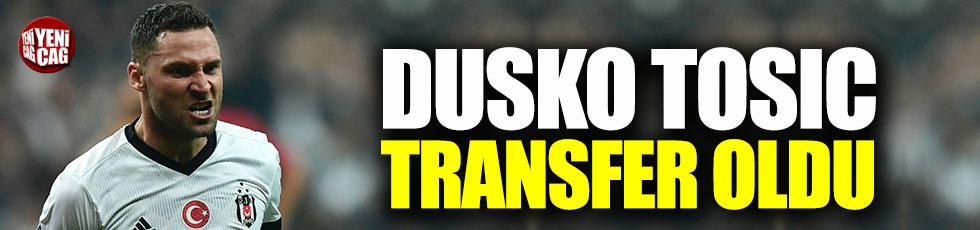Dusco Tosic Guangzhou'ya transfer oldu