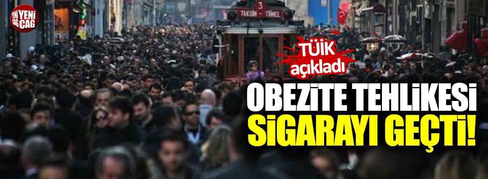 Gençlerde obezite tehlikesi sigarayı geçti
