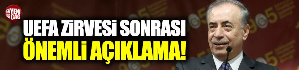 Galatasaray Avrupa kupalarına katılacak mı?
