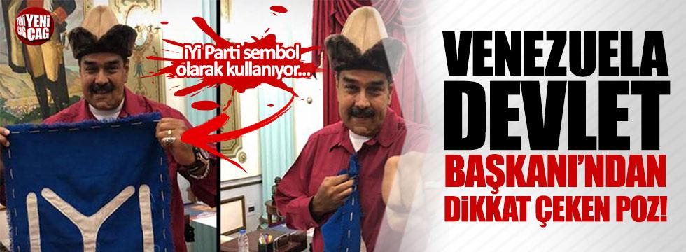 Maduro 'dan 'Diriliş' mesajjı!