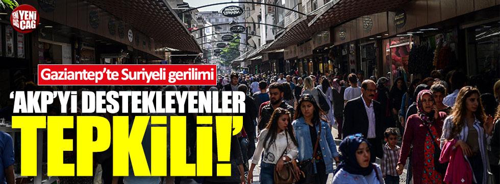 "Gaziantep esnafı: ""İktidardan umudumuzu kestik"""