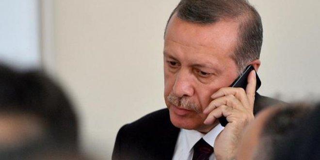 Erdoğan, Guterres'le görüştü