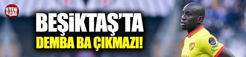 Beşiktaş'ta Demba Ba çıkmazı