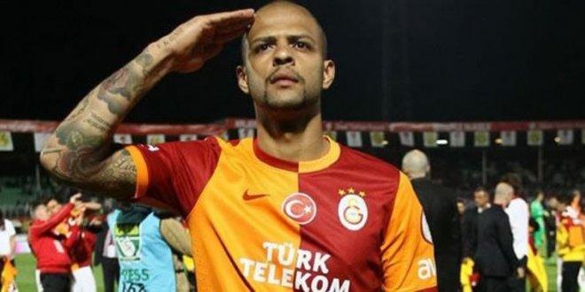 Melo'dan 'Fenerbahçe'li şampiyonluk mesajı