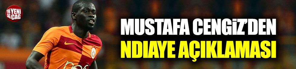 Galatasaray'dan flaş Ndiaye açıklaması