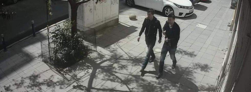 Gürcü hırsızlık şebekesi yakalandı