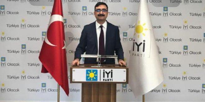 İYİ Parti Niğde milletvekili adayı, adaylıktan istifa etti