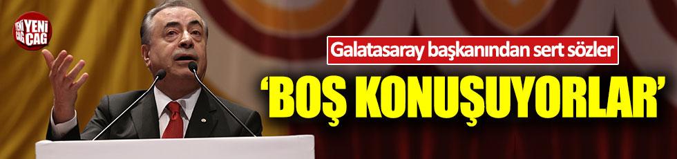 Mustafa Cengiz'den sert açıklamalar