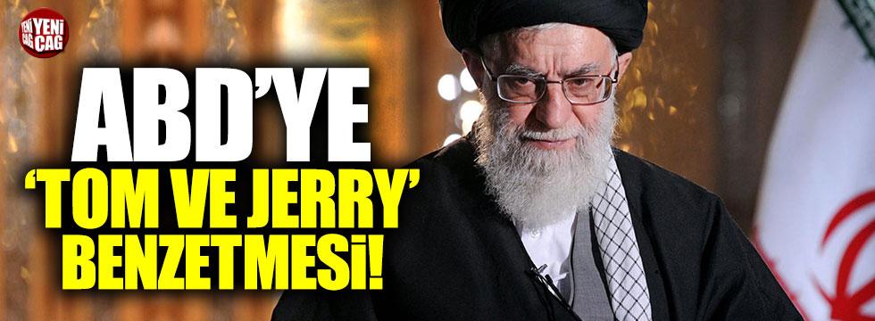 İran'dan ABD'ye 'Tom ve Jerry' benzetmesi