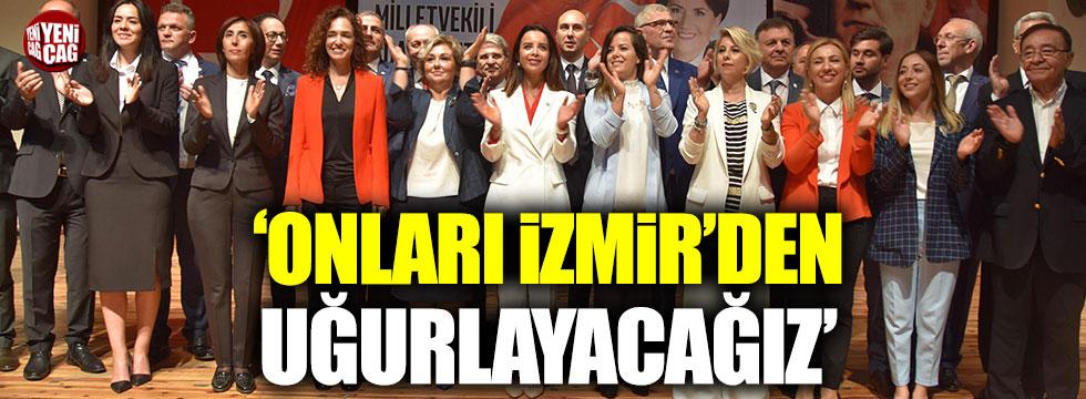 """Müsavat Dervişoğlu: """"Onları İzmir'den uğurlayacağız"""""""