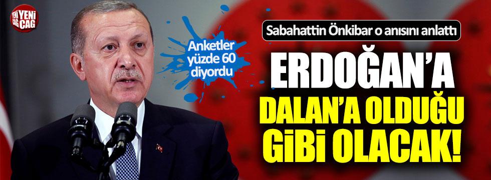 Erdoğan'ı elindeki anket sonuçları yanıltıyor