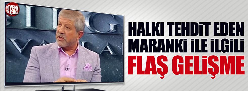 Ahmet Maranki ifadeye çağrıldı