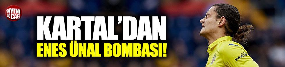 Beşiktaş'tan Enes Ünal bombası!