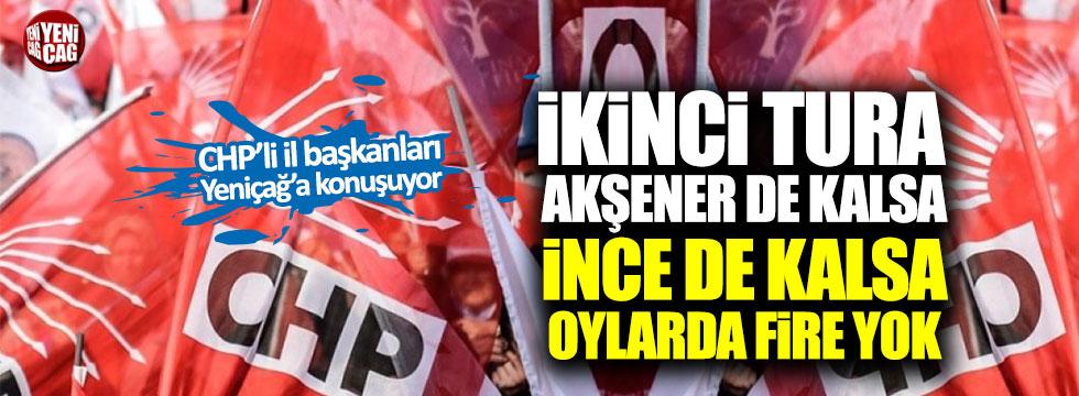 CHP İl Başkanları, Yeniçağ'a konuşuyor: İstanbul, Kocaeli, Edirne...