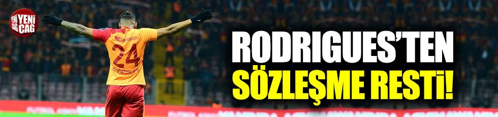 Garry Rodrigues'ten sözleşme resti!