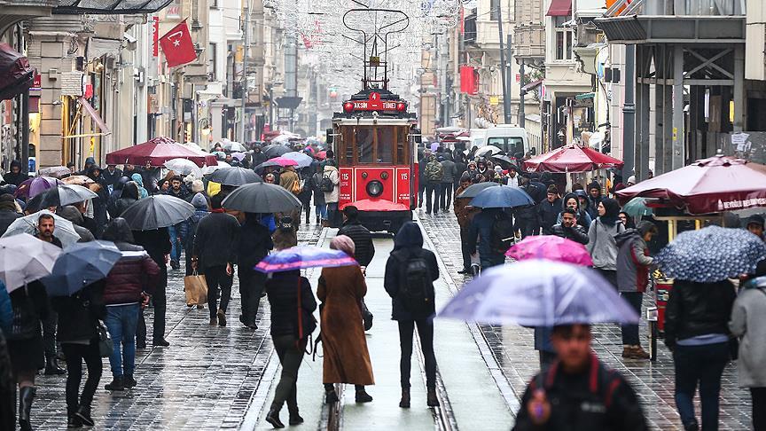Marmara için kuvvetli yağış uyarısı